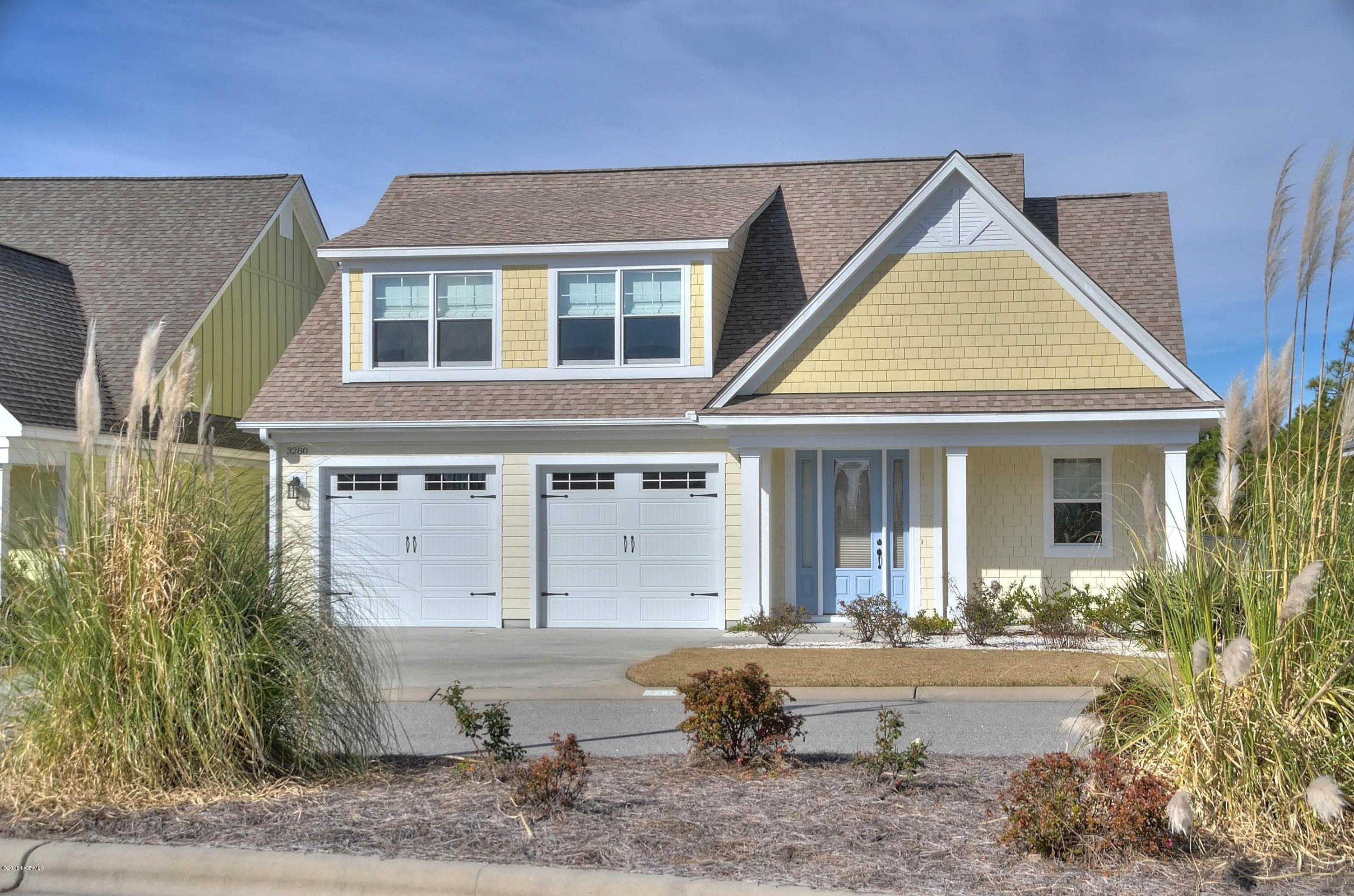 3280 Beach Cove Lane Southport, NC 28461