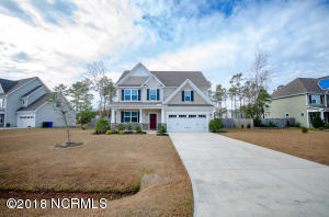 209 Cheswick Drive, Holly Ridge, NC 28445