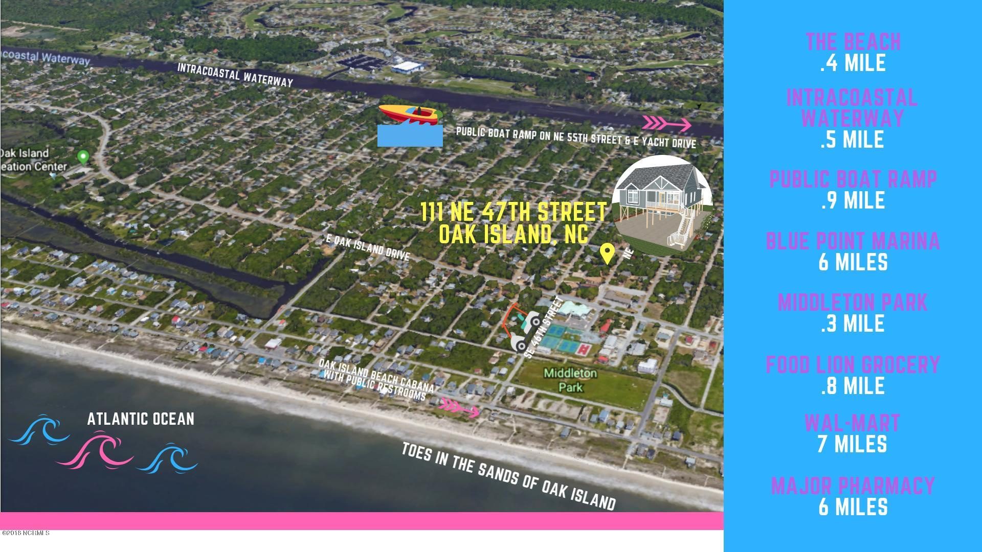 111 NE 47TH Street Oak Island, NC 28465