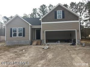 112 Ridge View Drive, Jacksonville, NC 28540