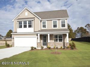 66 Capital Drive, Lot 13, Hampstead, NC 28443