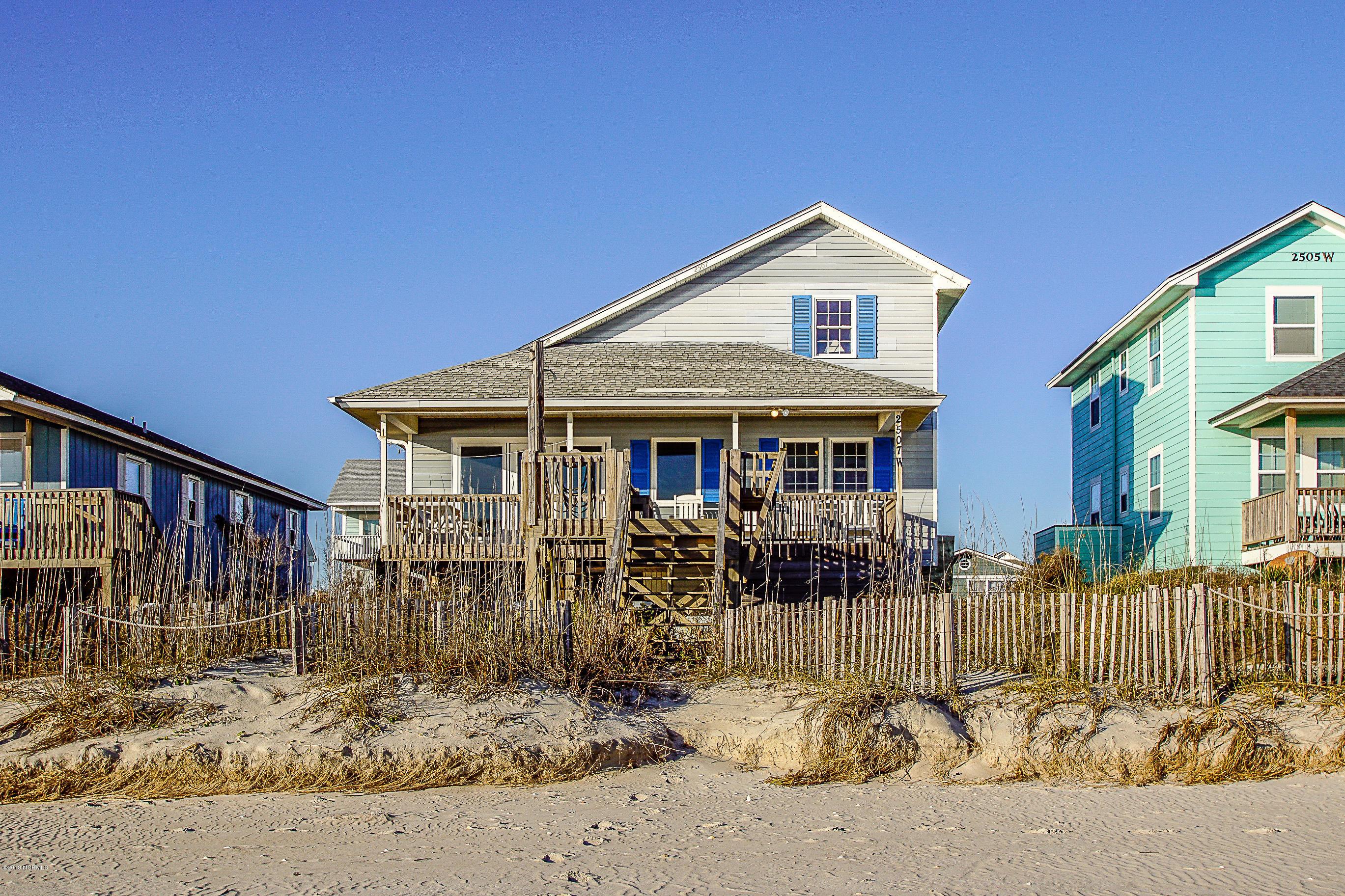 2507 W Beach Drive Oak Island, NC 28465
