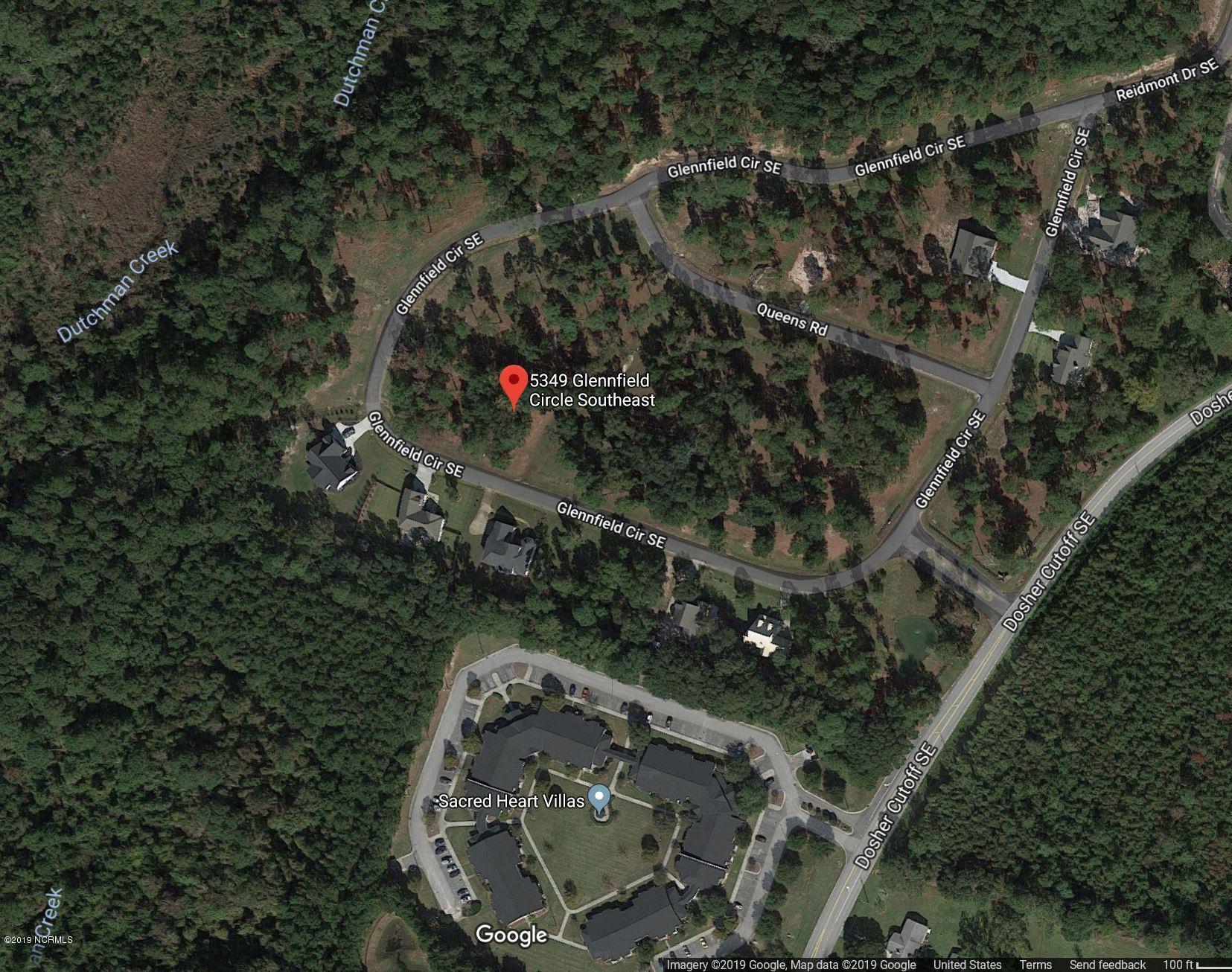 5349 Glennfield Circle #lot #42 Southport, NC 28461