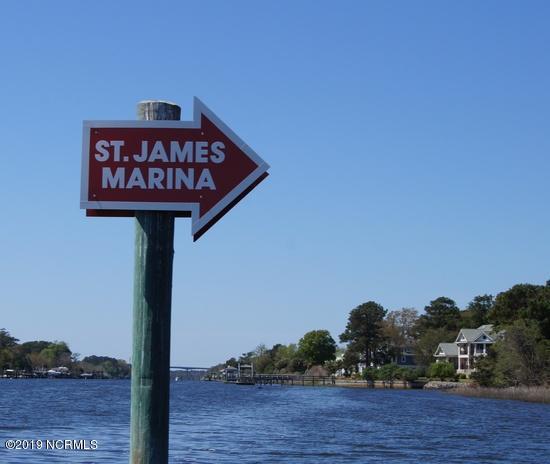 2271 St James Drive Southport, NC 28461