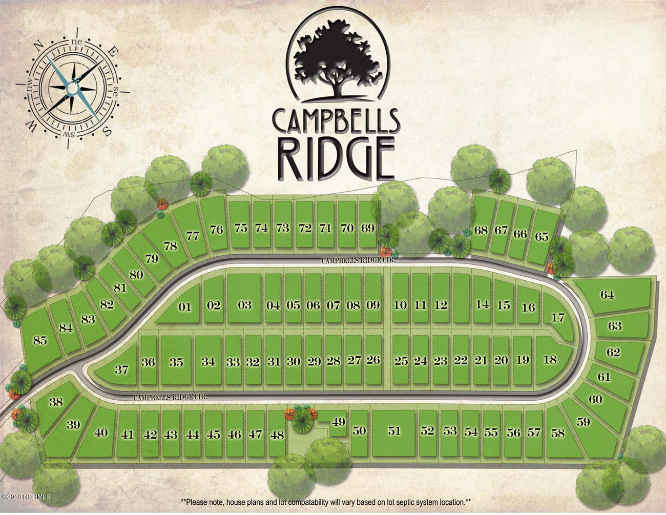 6744 Campbells Ridge Drive Leland, NC 28451