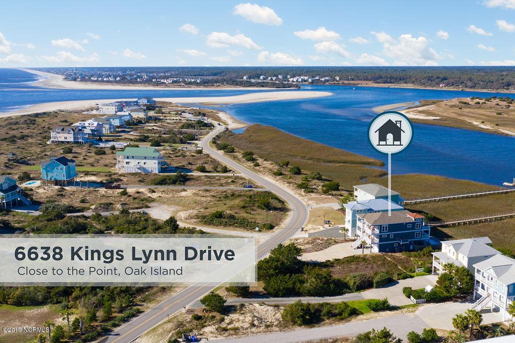 6638 Kings Lynn Drive Oak Island, NC 28465