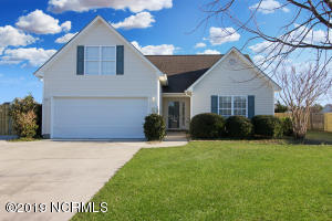 109 Twin Oaks Drive, Hampstead, NC 28443