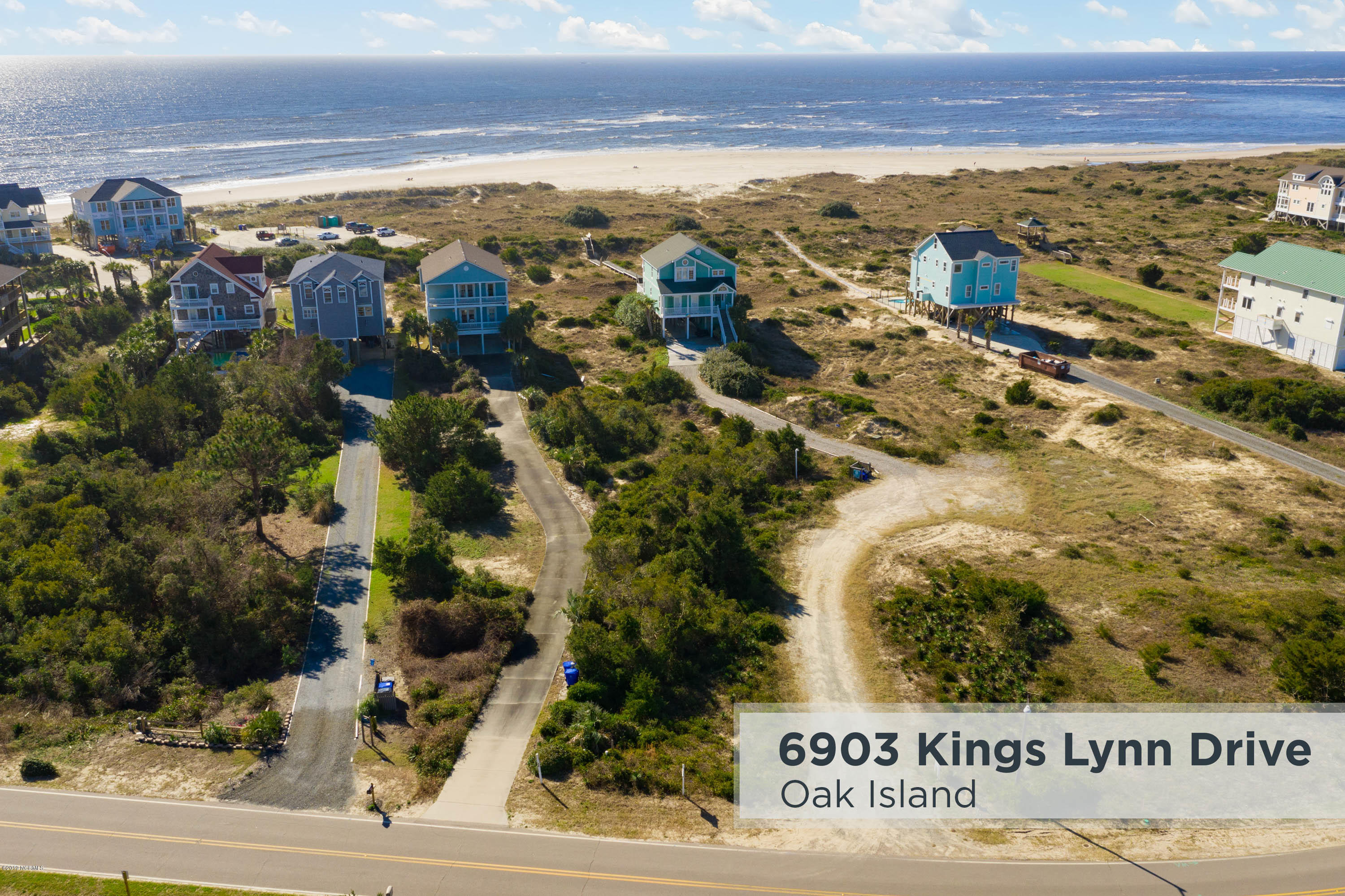 6903 Kings Lynn Drive Oak Island, NC 28465