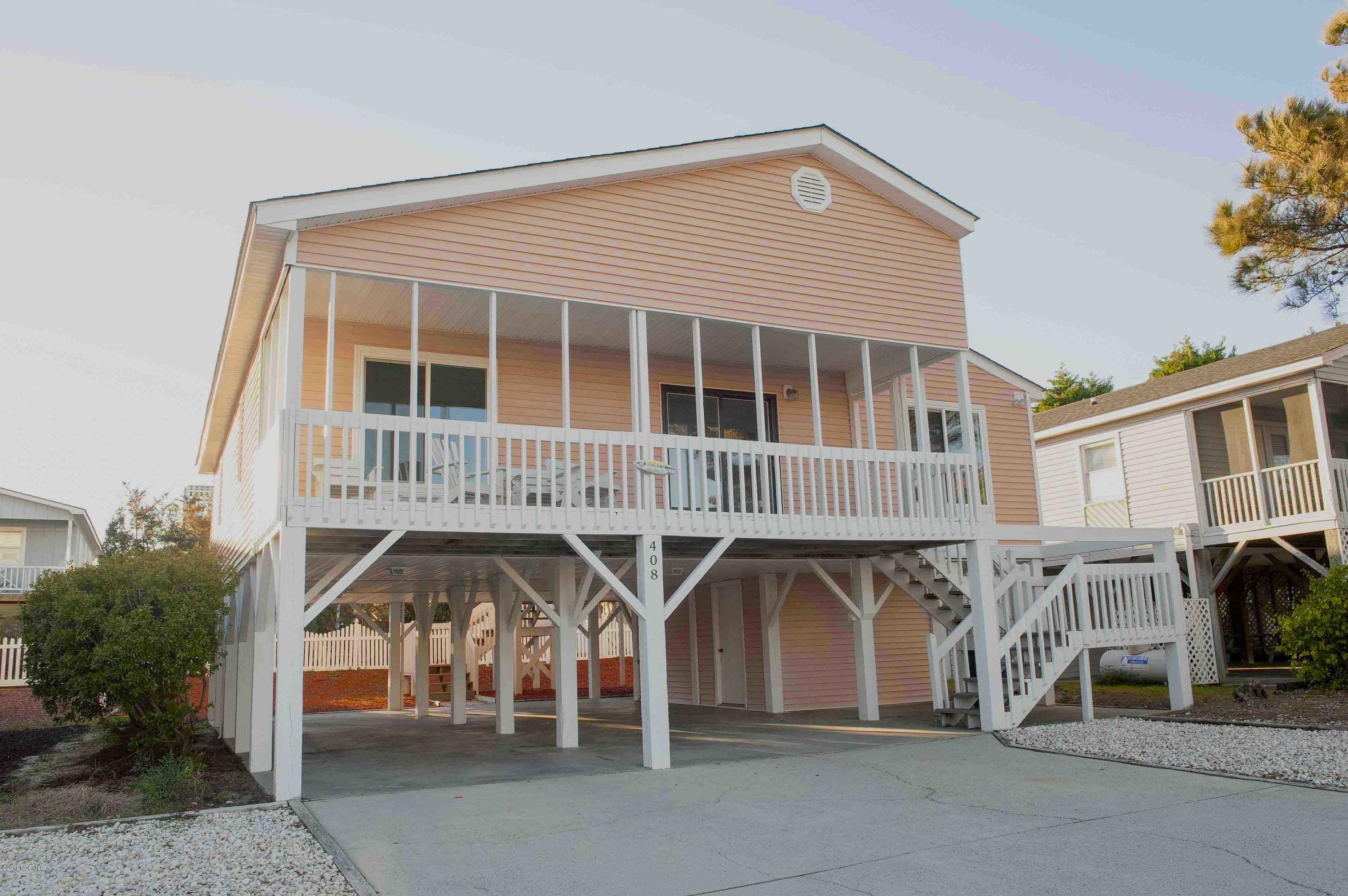 408 36TH Street Sunset Beach, NC 28468