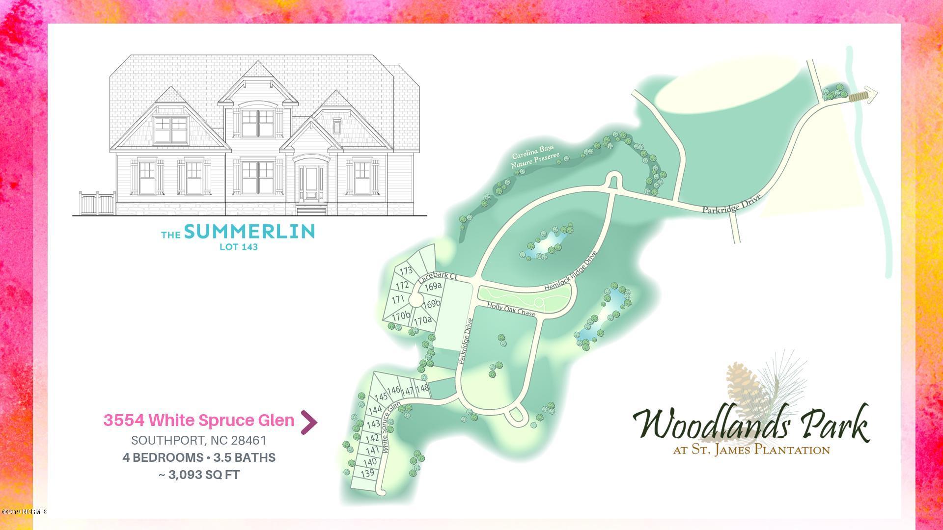 3554 White Spruce Glen Southport, NC 28461
