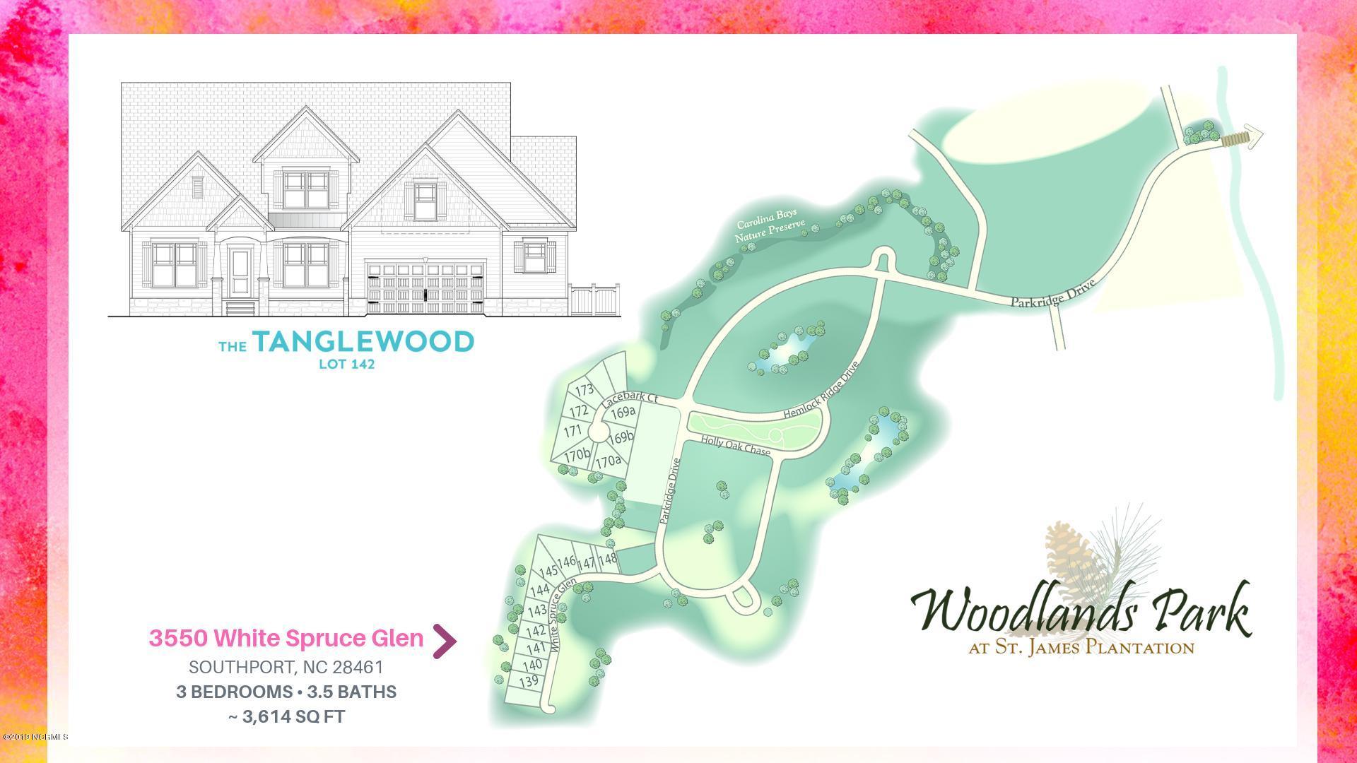 3550 White Spruce Glen Southport, NC 28461