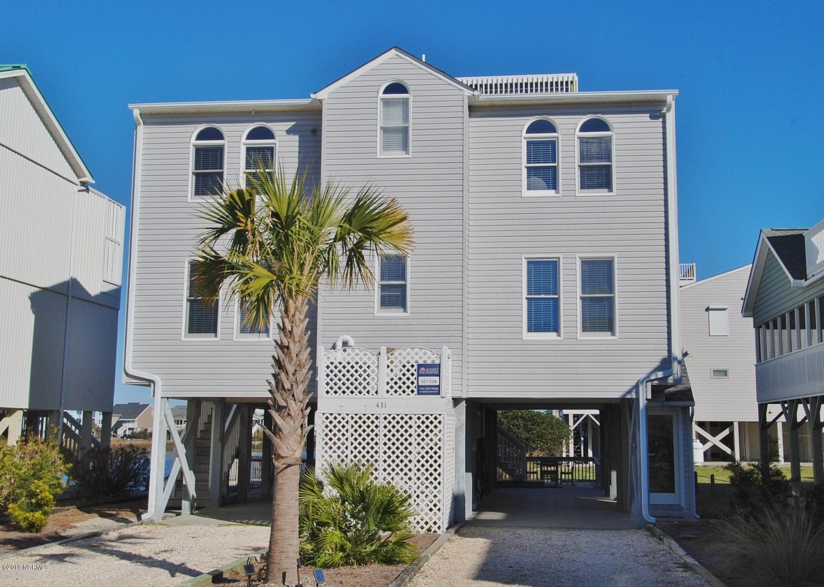 431 Cobia Street Sunset Beach, NC 28468