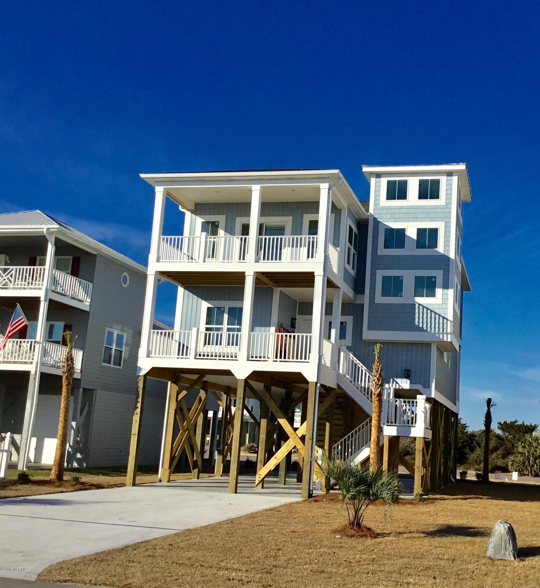 1720 W Beach Drive Oak Island, NC 28465
