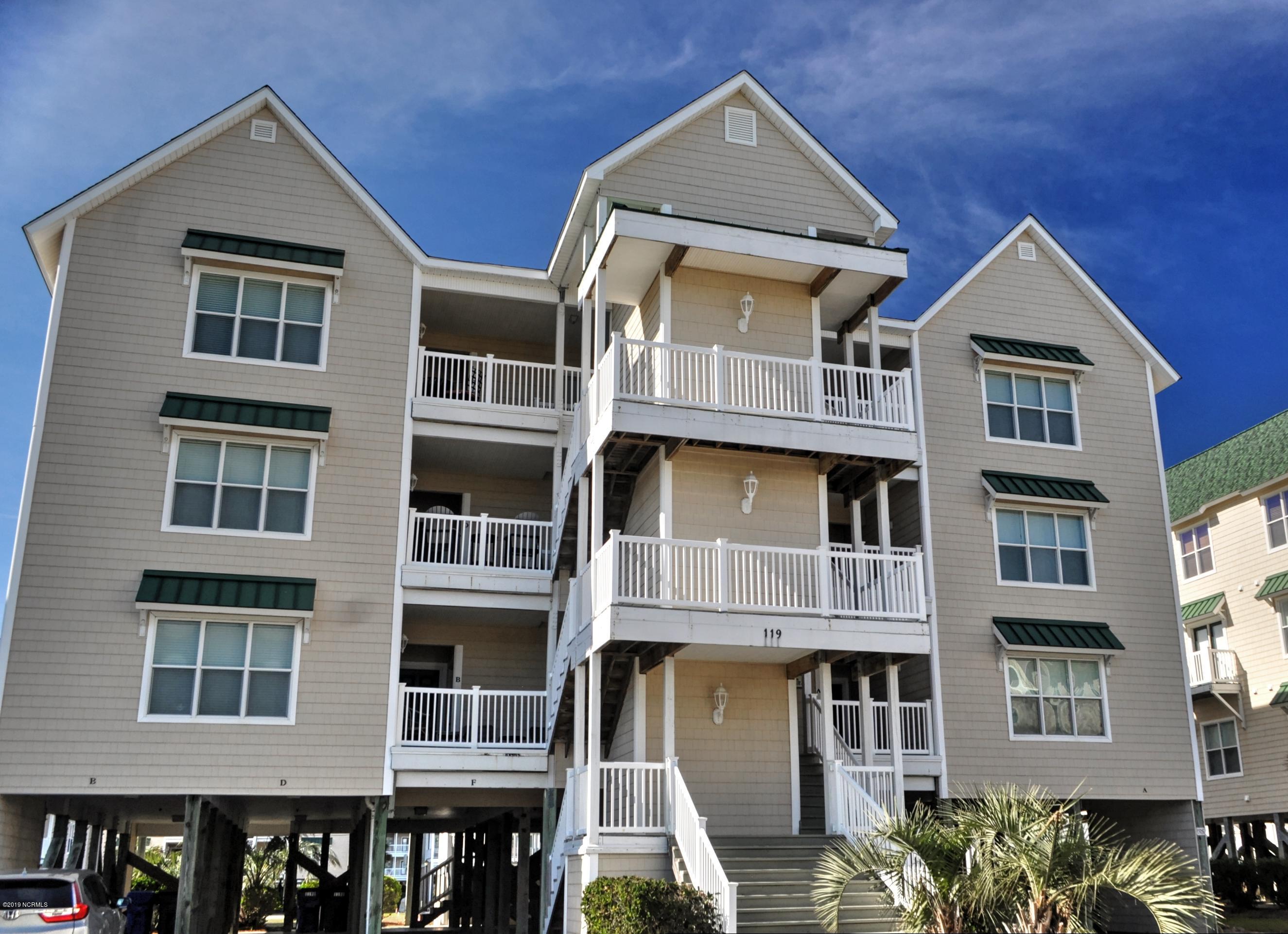 119 Via Old Sound Boulevard #2 Ocean Isle Beach, NC 28469