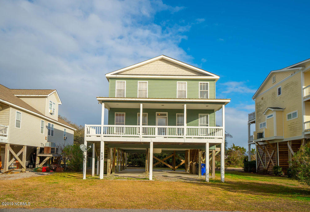 113 SE 72ND Street Oak Island, NC 28465