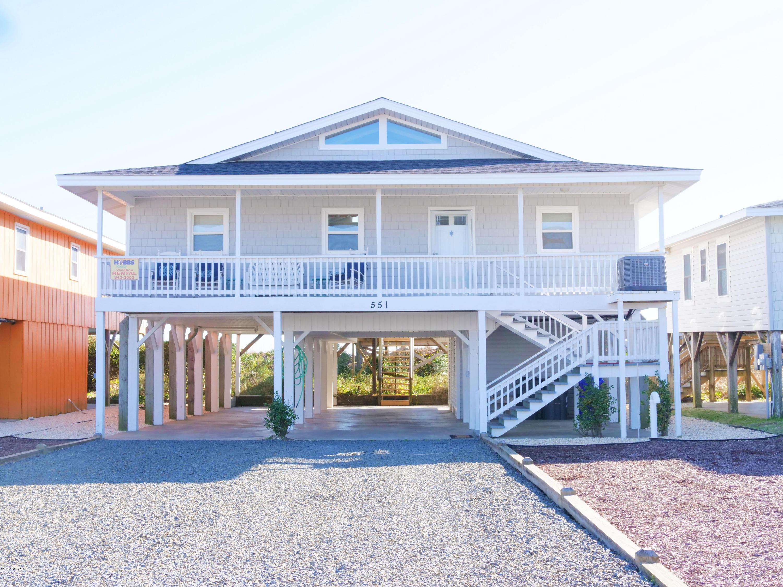 551 Ocean Boulevard Holden Beach, NC 28462