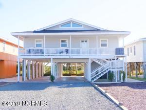 551 Ocean Boulevard W, Holden Beach, NC 28462