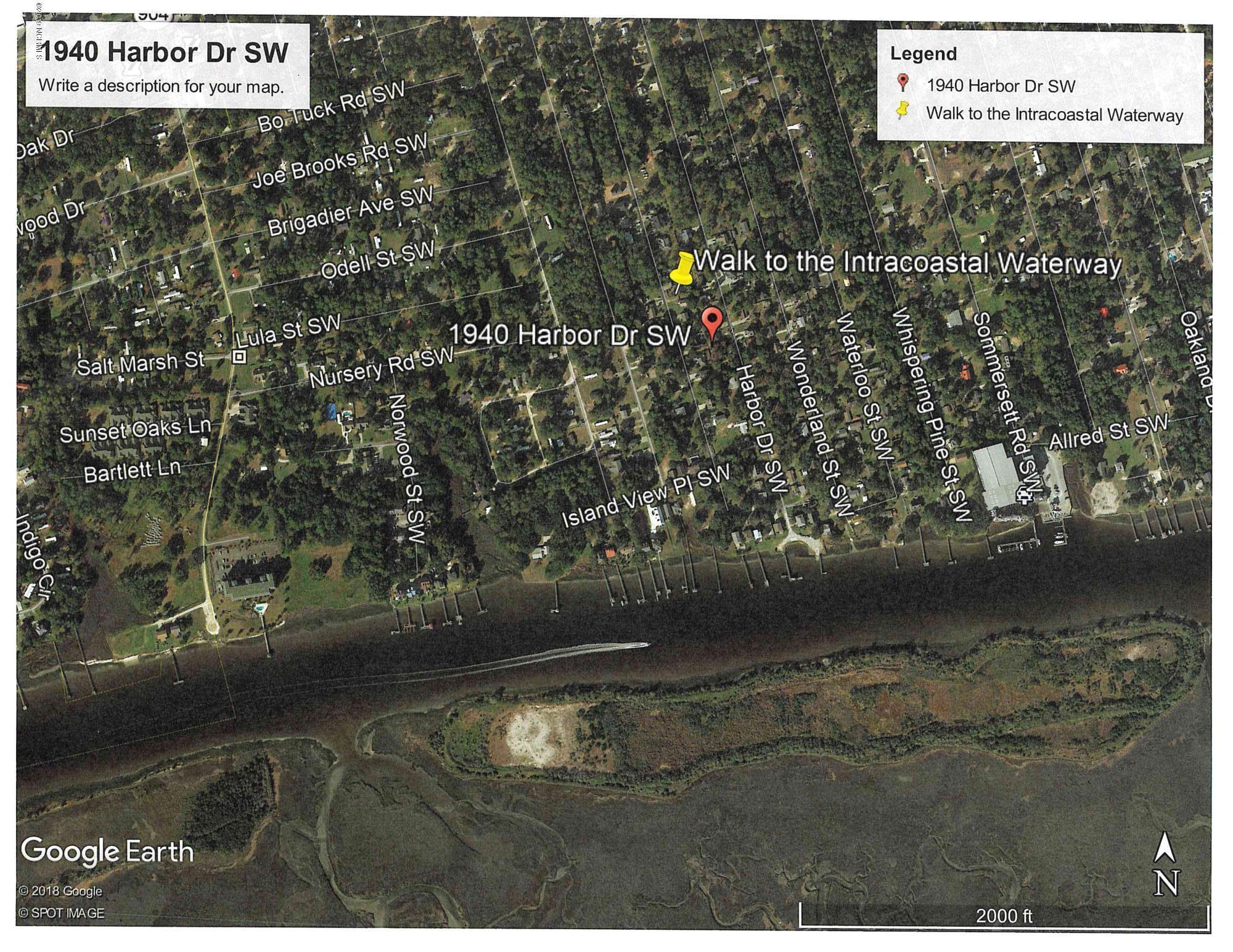 1940 Harbor Drive Ocean Isle Beach, NC 28469
