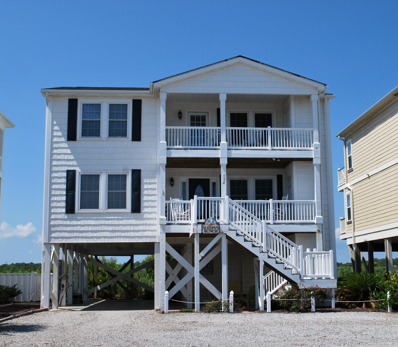 624 Ocean Boulevard Holden Beach, NC 28462