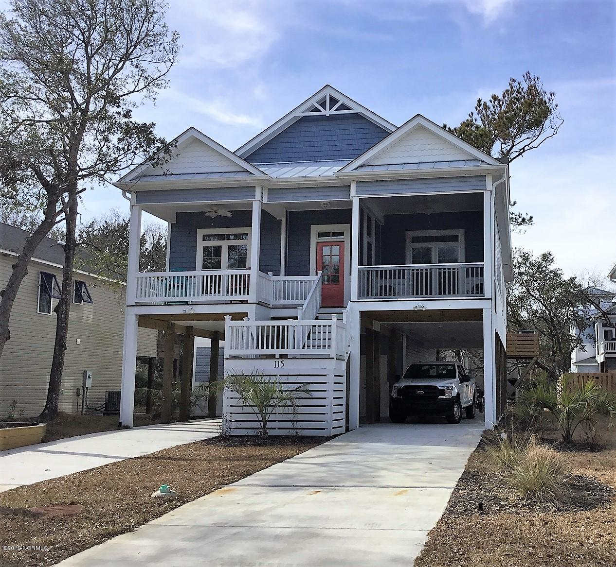 115 SE 9TH Street Oak Island, NC 28465