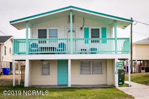 2810 Island Drive, North Topsail Beach, NC 28460