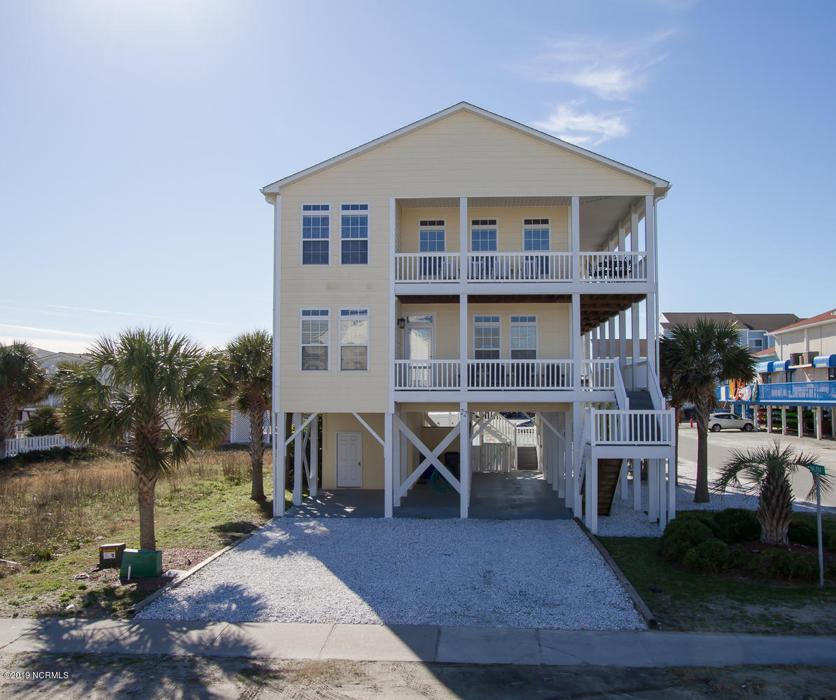22 E Second Street Ocean Isle Beach, NC 28469