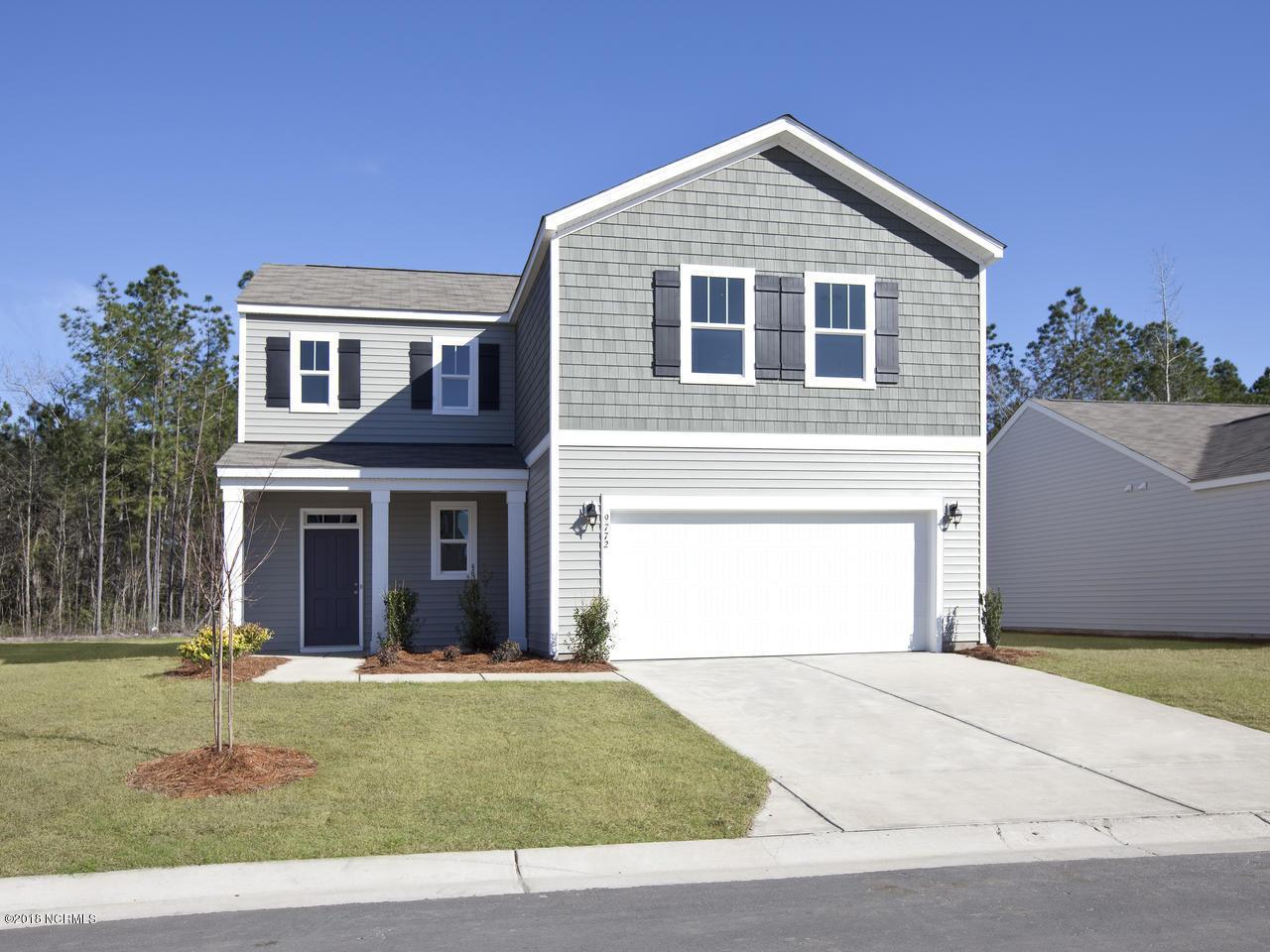 9724 Woodriff Circle #lot 75 Leland, NC 28451