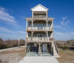 3687 Island Drive, North Topsail Beach, NC 28460