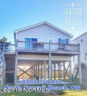 8708 3rd Avenue, North Topsail Beach, NC 28460