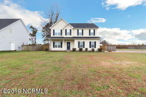 739 Francktown Road, Richlands, NC 28574