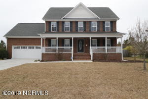 208 Stagecoach Drive, Jacksonville, NC 28546