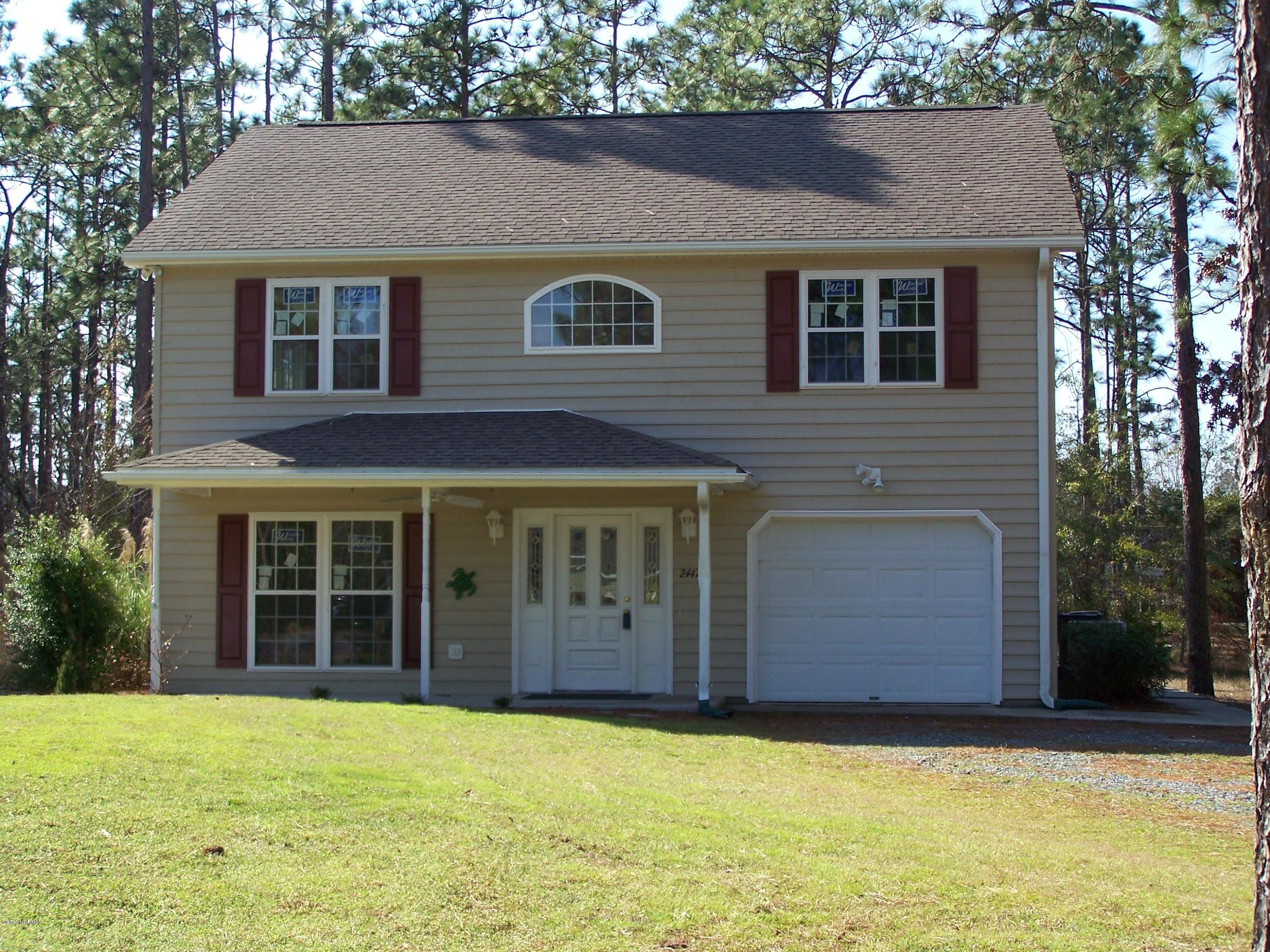 2447 Lumberton Road Southport, NC 28461