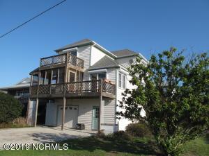1609 Carolina Boulevard, Topsail Beach, NC 28445