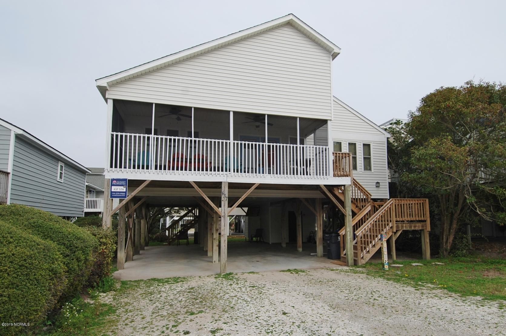 437 5TH Street Sunset Beach, NC 28468