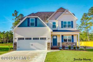106 Emerald Cove Court, Holly Ridge, NC 28445