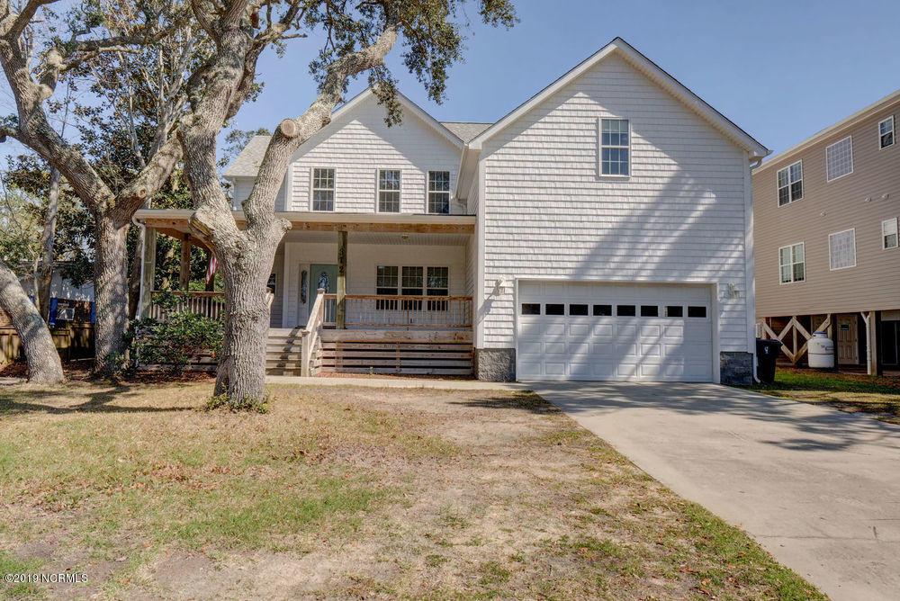 312 Trott Street Oak Island, NC 28465