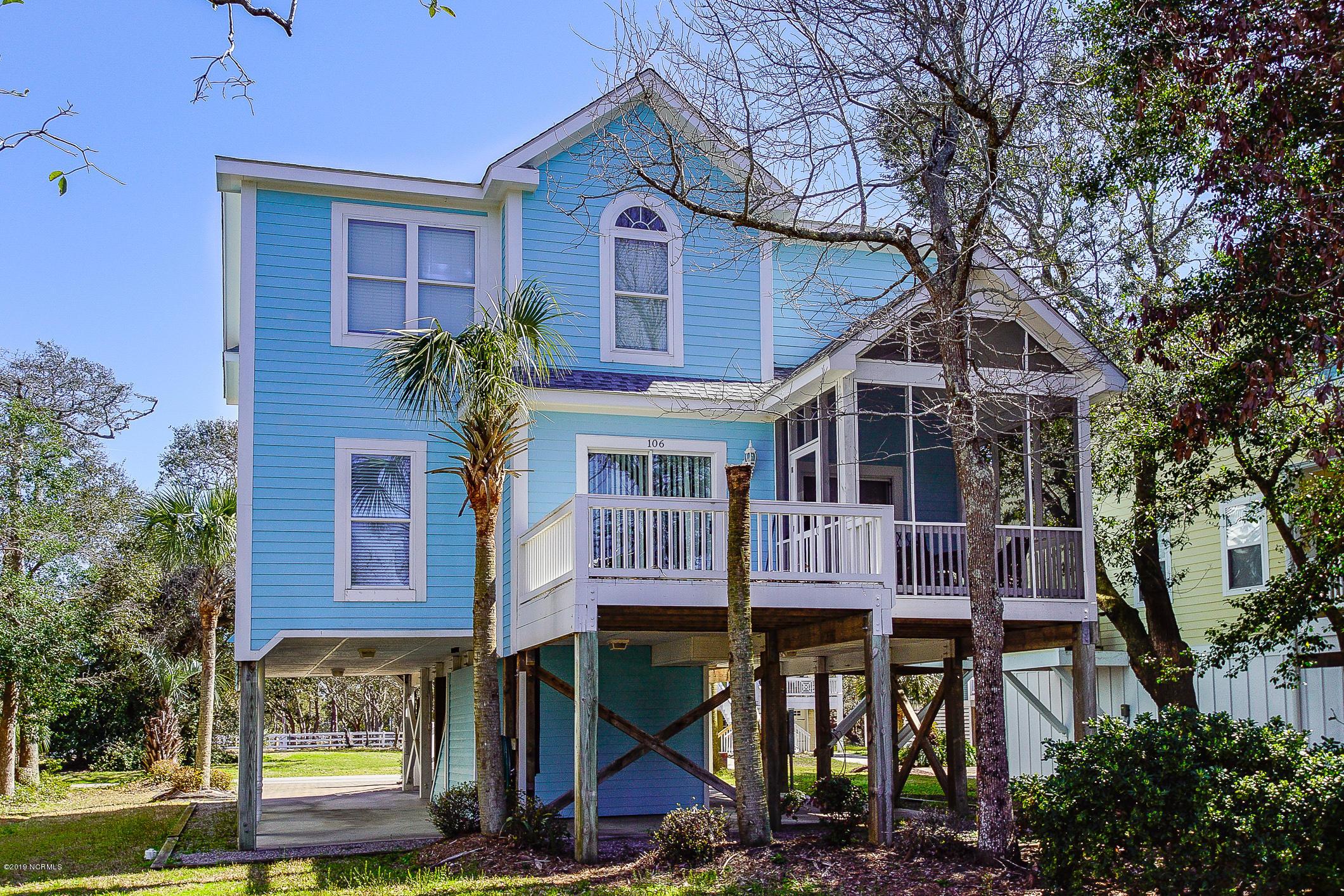 106 SE 71st Street Oak Island, NC 28465