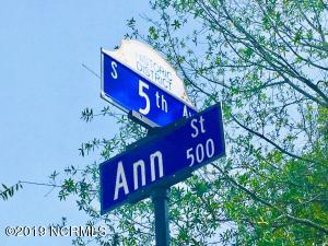 512 & 514 2 lots Ann Street, Wilmington, NC 28401
