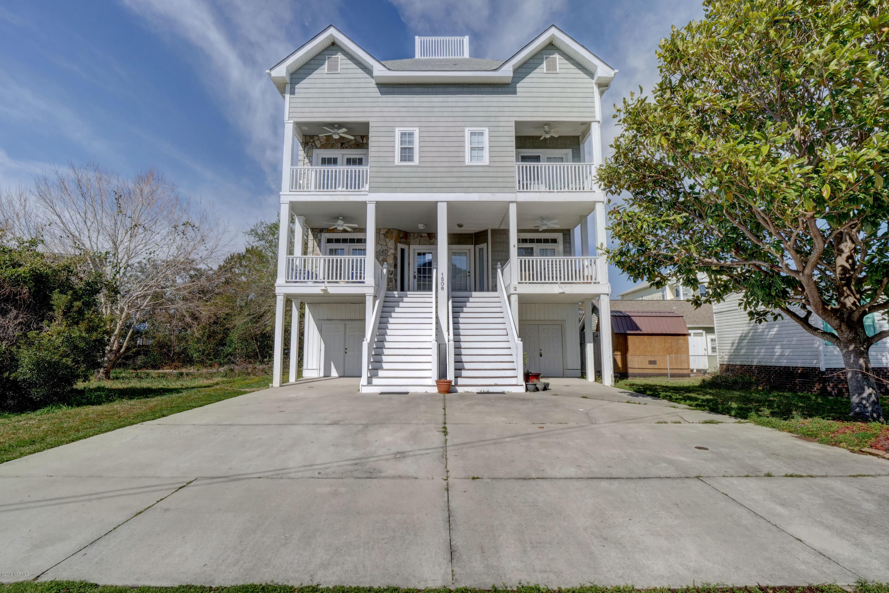 1506 Mackerel Lane Carolina Beach, NC 28428