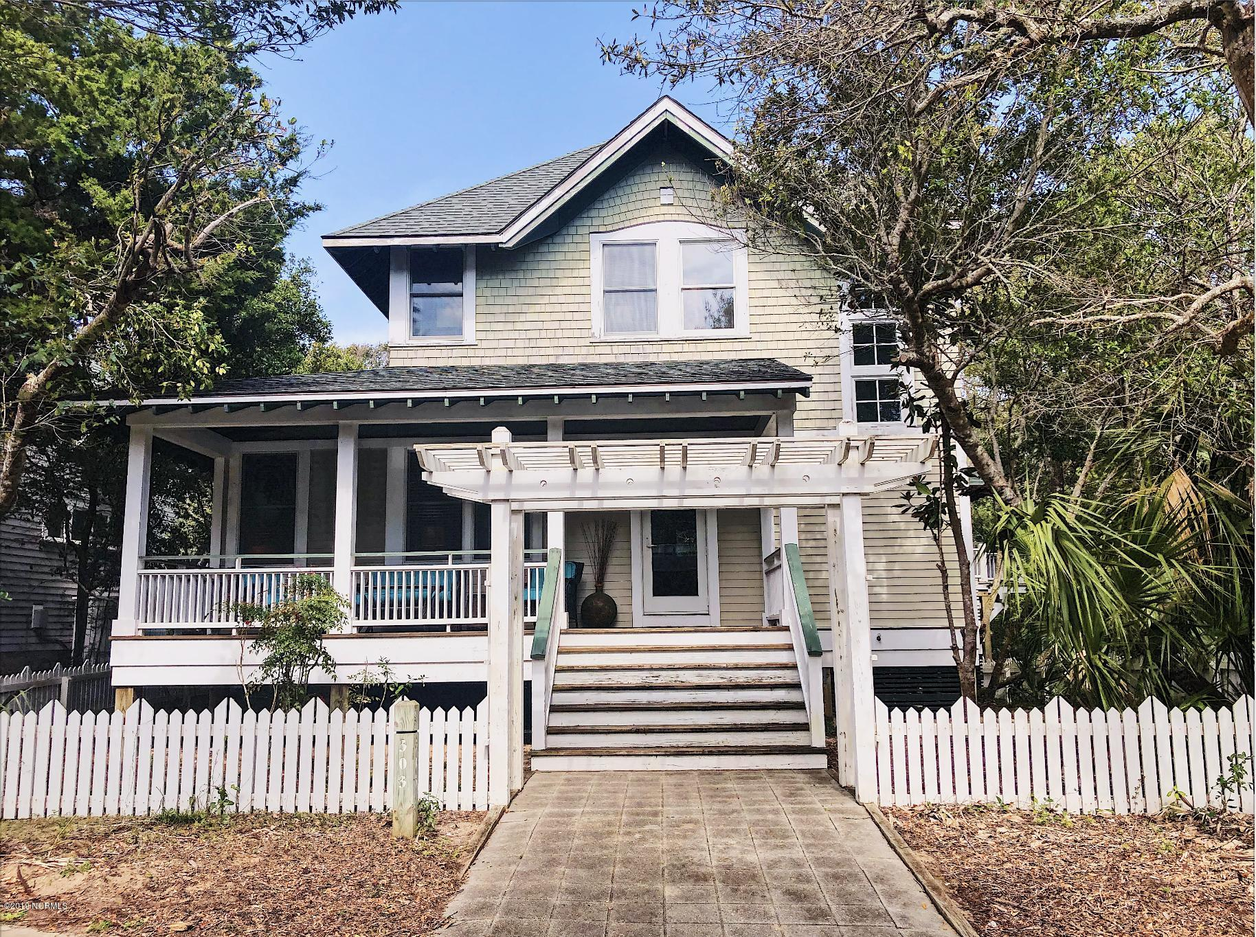 303 Whale Head Way Bald Head Island, NC 28461