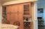 Pantry and wine rack