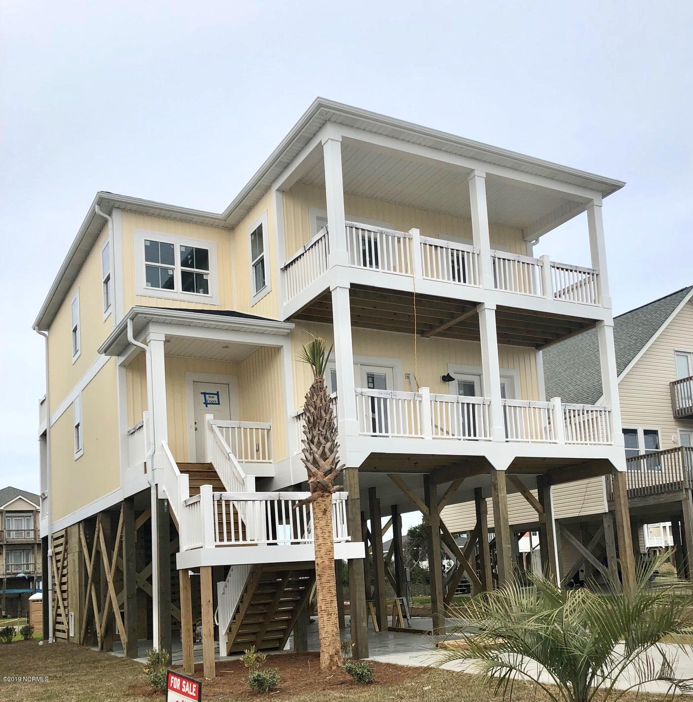 1718 W Beach Drive Oak Island, NC 28465
