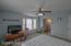 Master Bedroom w/Bay Window & Seat w/Additional Storage