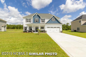 614 High Tide Drive, Sneads Ferry, NC 28460