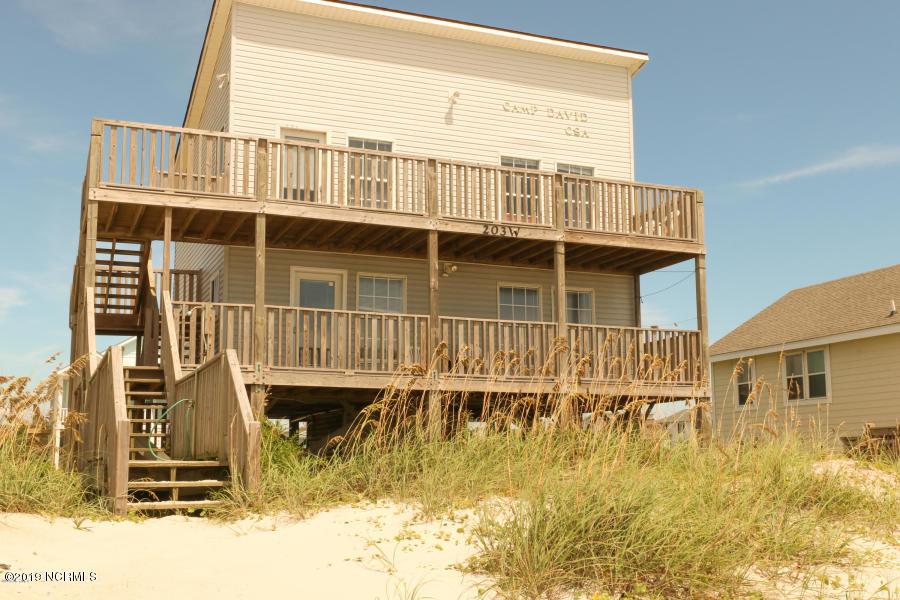 203 W Beach Drive Oak Island, NC 28465