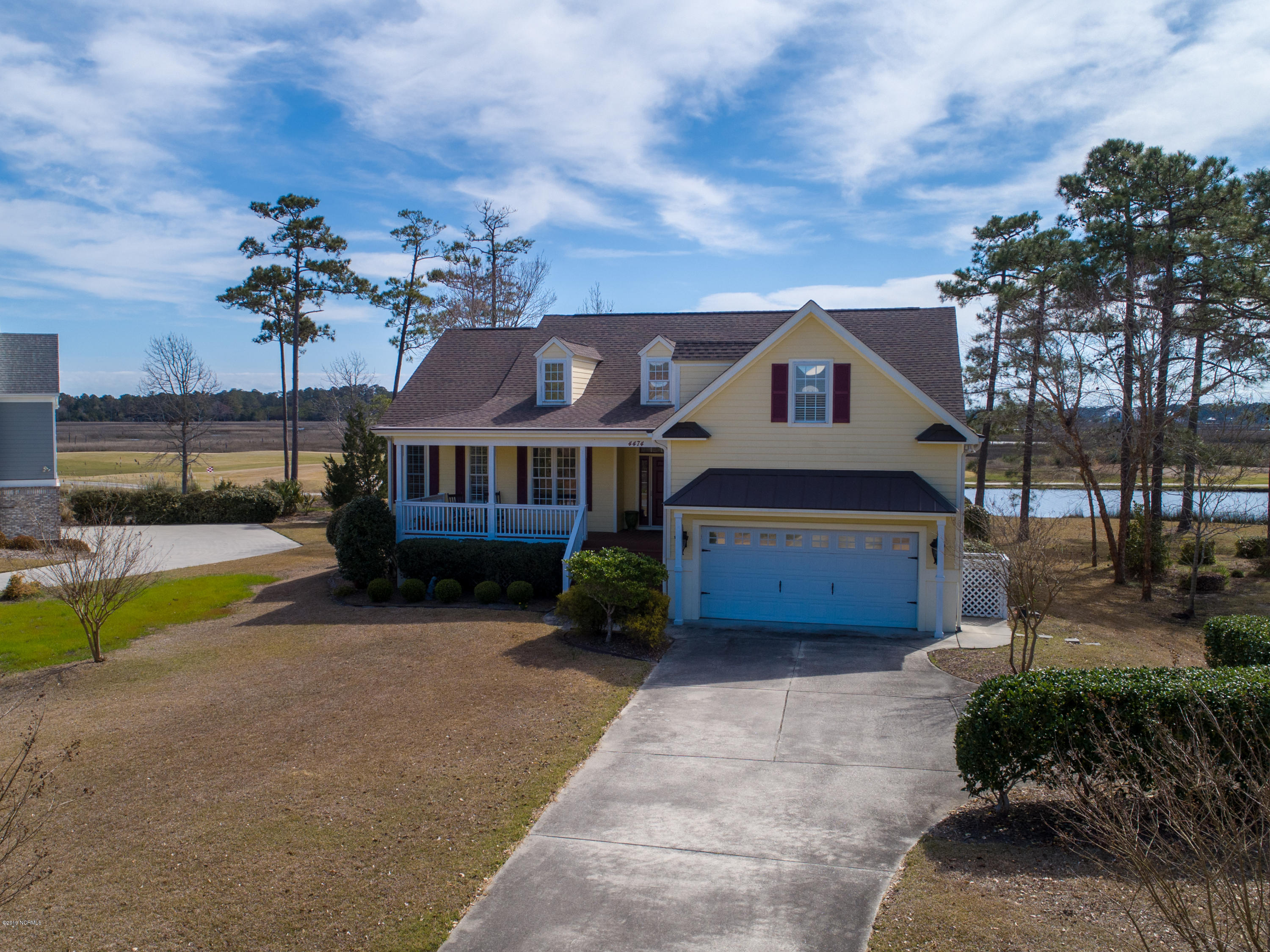 4474 Wildrye Drive Southport, NC 28461