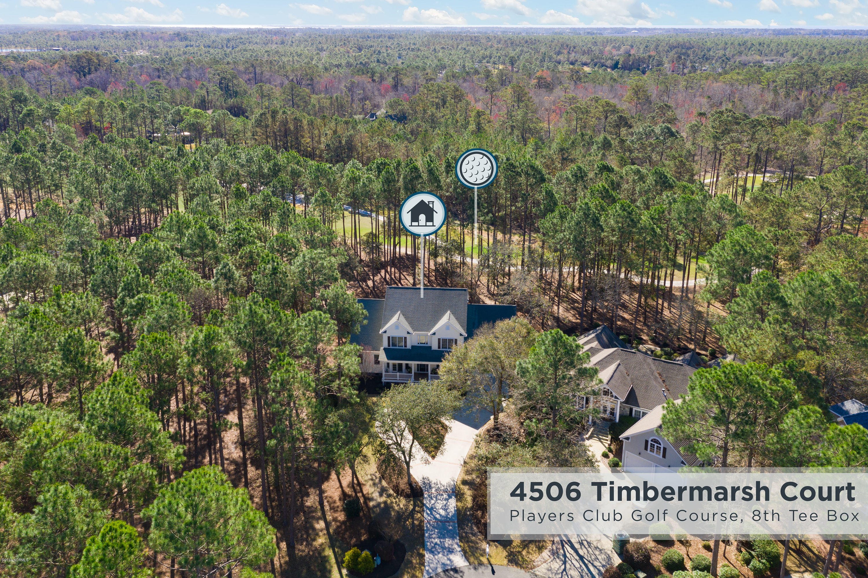 4506 Timbermarsh Court Southport, NC 28461
