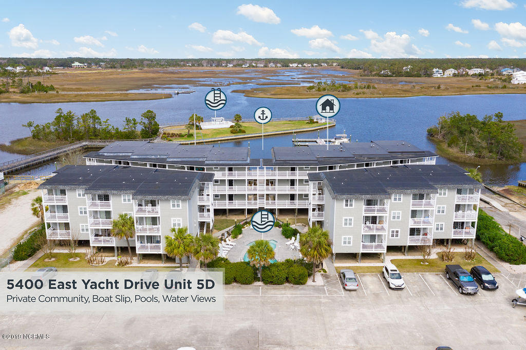 5400 E Yacht Drive #d5 Oak Island, NC 28465