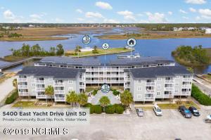 5400 E Yacht Drive, D5, Oak Island, NC 28465