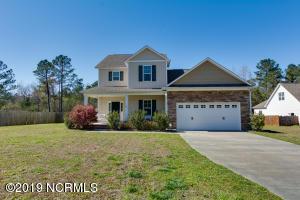 107 Murifield Drive, Jacksonville, NC 28540